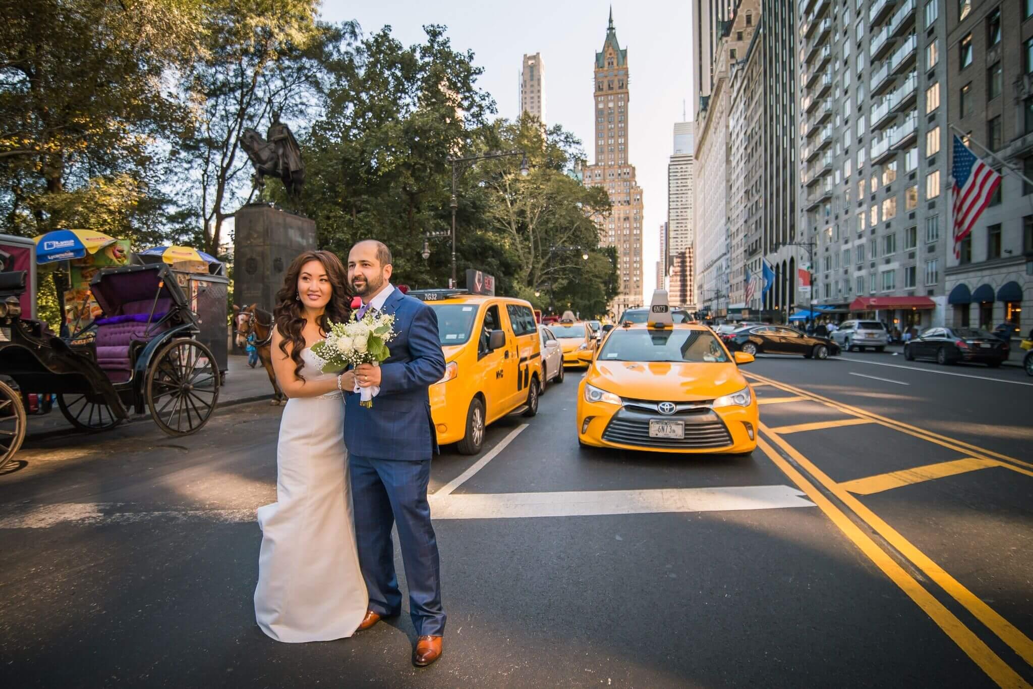 Elopement in New York City