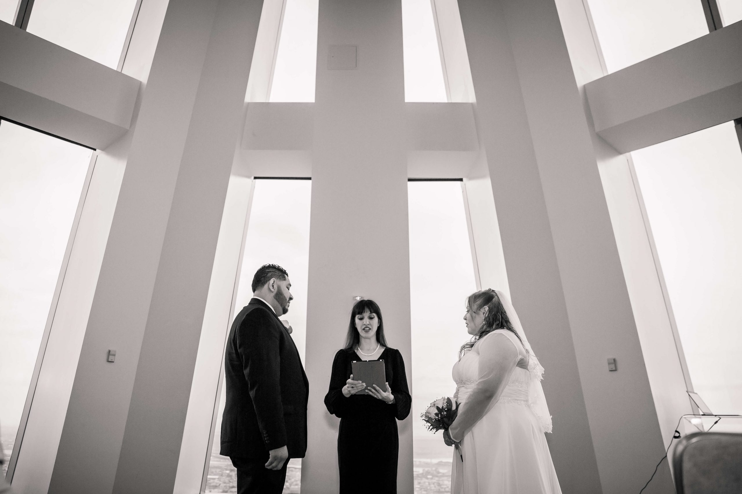 Wedding Packages NYC Freedom Tower Wedding