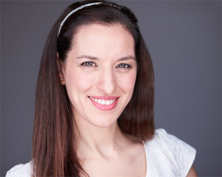 Portrait of Veronica Moya
