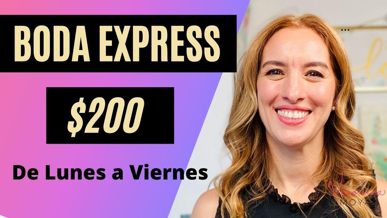Boda Express $200
