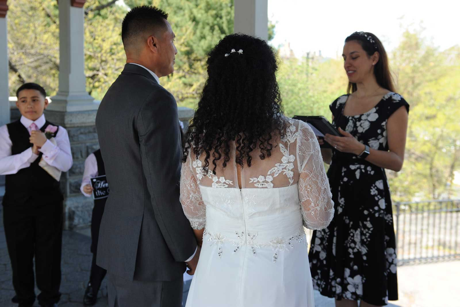 Wedding Ceremony in Spanish with Wedding Solution